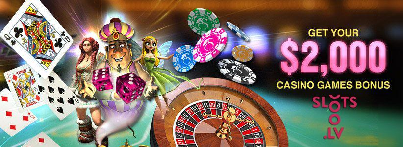 slots.lv casino bonus codes